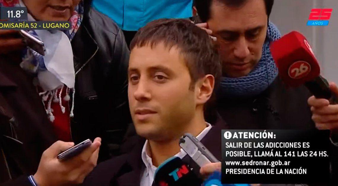 Habló el abogado de Pity Álvarez: Nos preocupa mucho la abstinencia que pueda tener, que le puede provocar la muerte