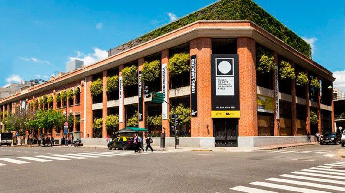 Vacaciones de invierno: reabrió el Museo de Arte Moderno de Buenos Aires