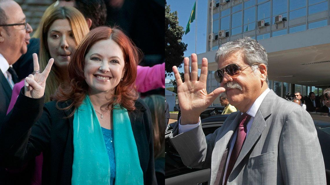 Procesaron a De Vido y a Andrea del Boca por defraudación a la administración pública