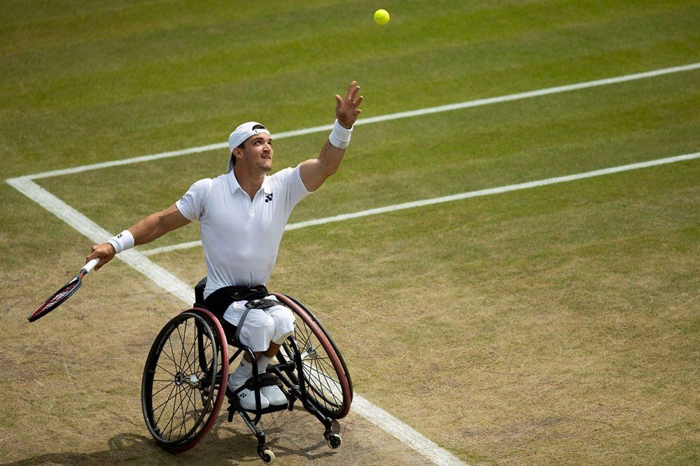¿Quién es el argentino finalista en Wimbledon?
