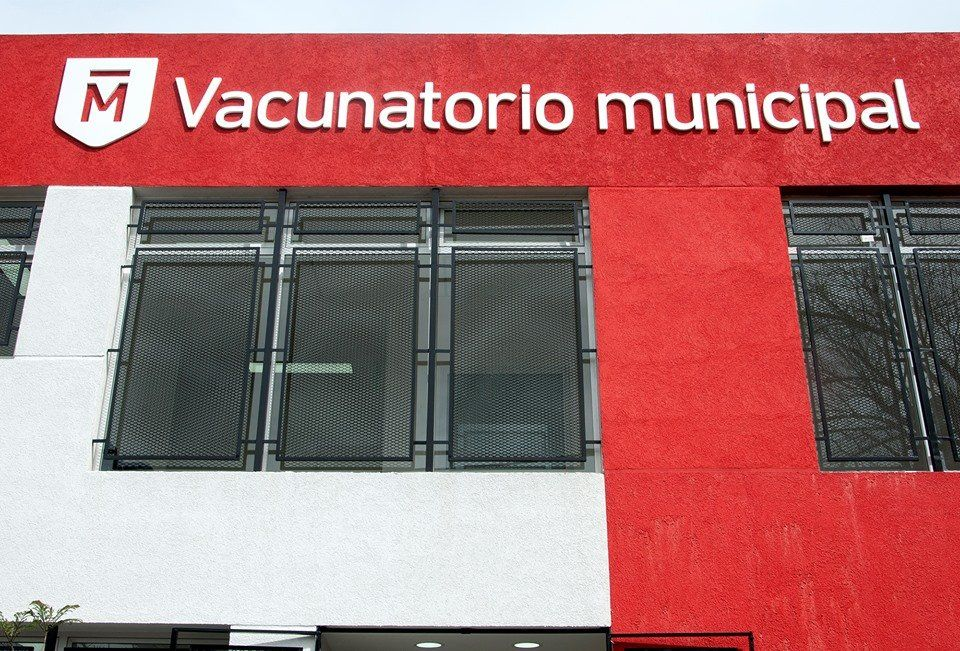 Vacunatorio Móvil en Morón