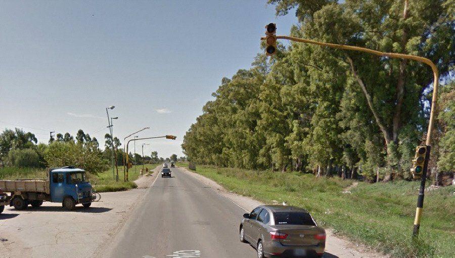 Reclamo por semáforo que no funciona en Varela