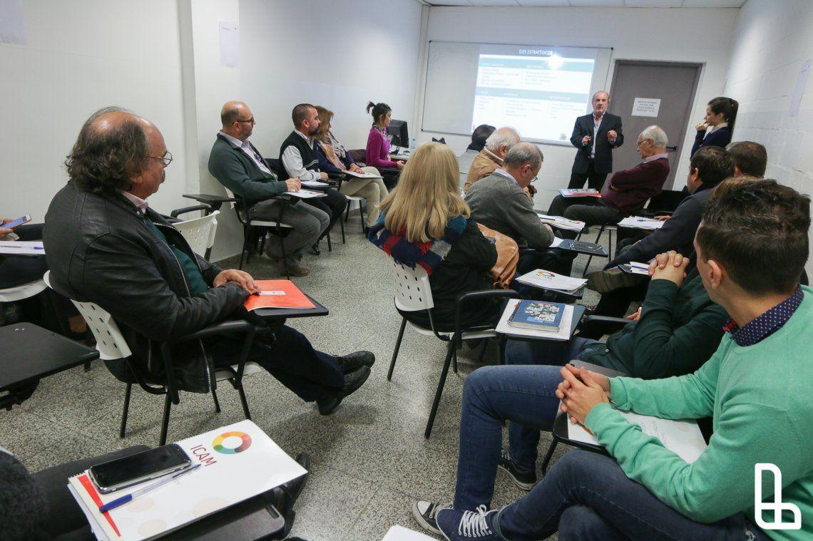 Se realizó el primer taller participativo del plan estratégico Lanús 2030