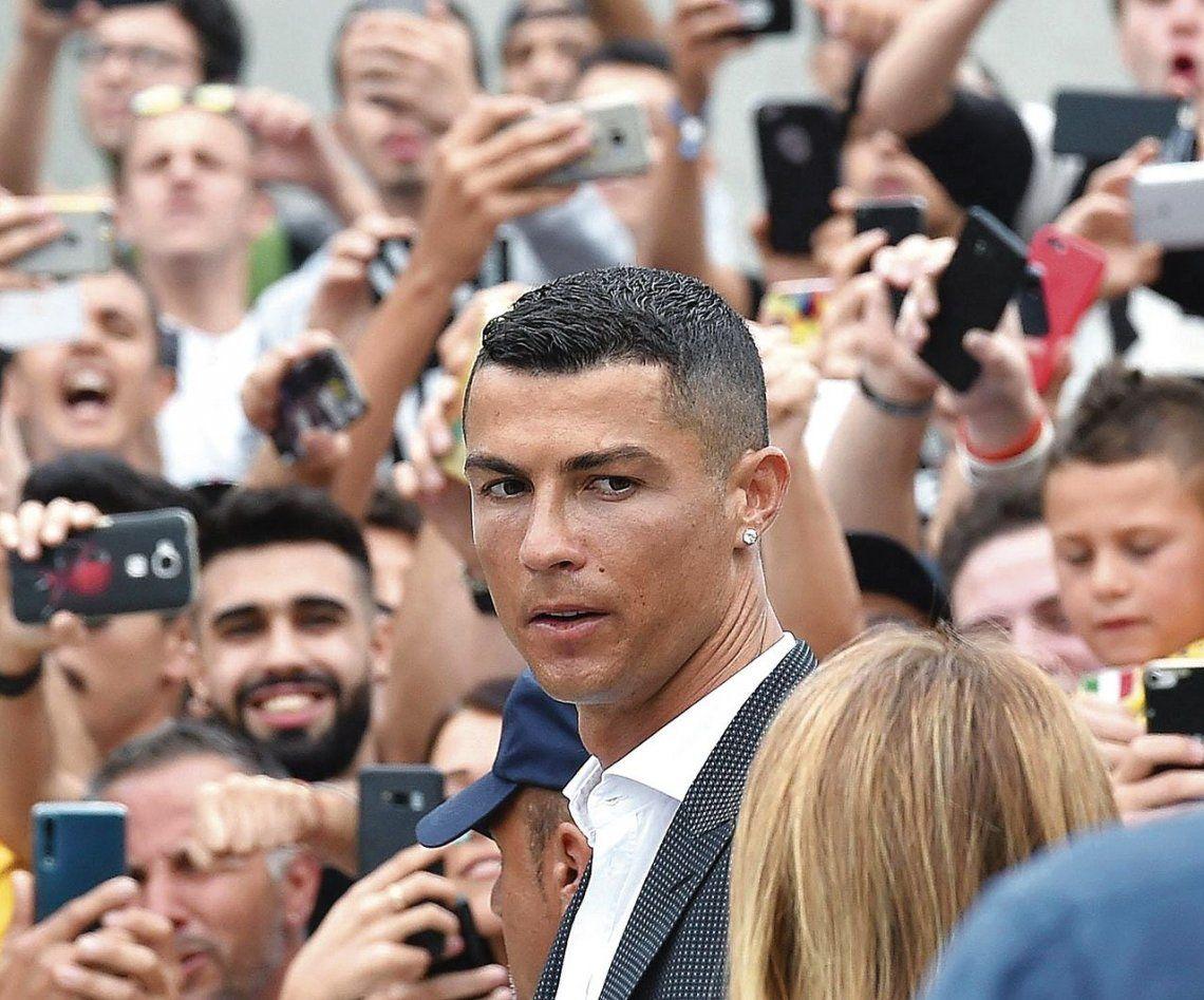 Piden prueba de ADN a Cristiano Ronaldo para comprobar si cometió una violación