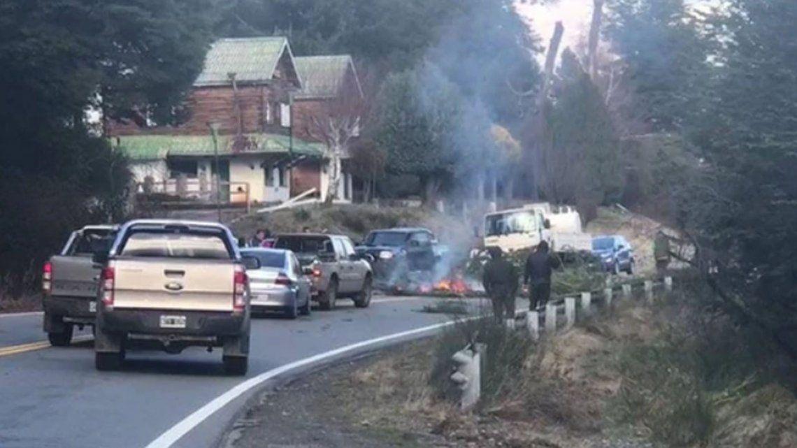 Tras cortar la ruta 40, mapuches tomaron sede de Parque Nacionales