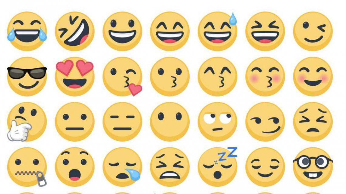 Se suman nuevas variantes de emojis