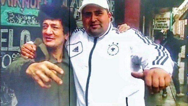La foto que prueba que Pity Álvarez sí conocía a su víctima