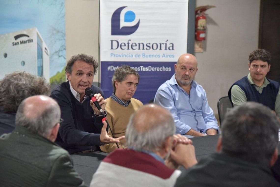 Katopodis abrió las paritarias y otorgó un 9% más a los municipales