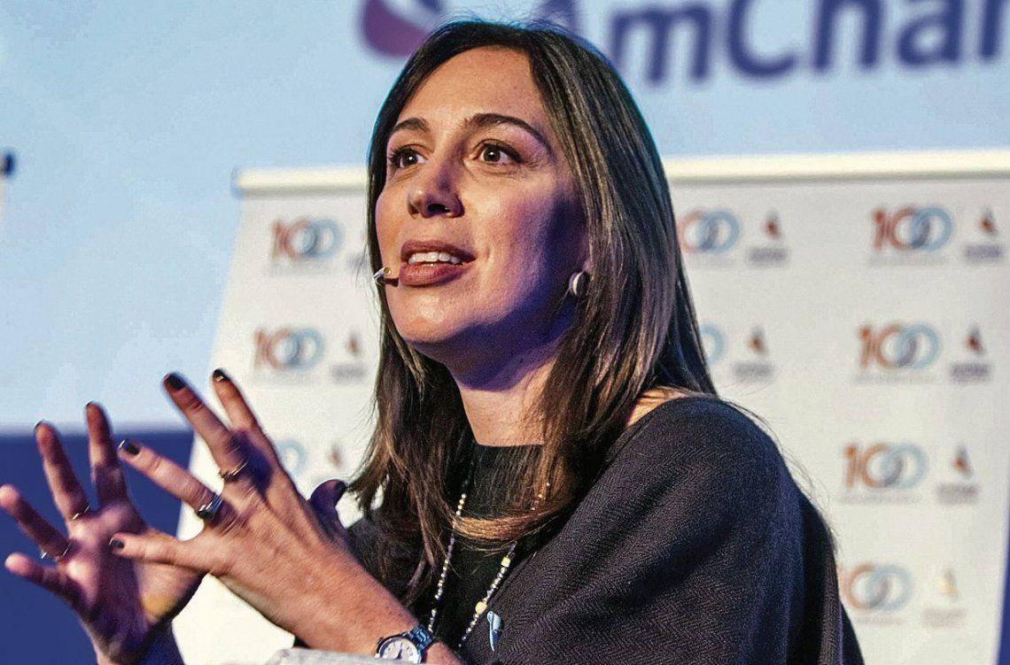 Vidal: Los bonaerenses eligieron que los políticos no tengamos más privilegios