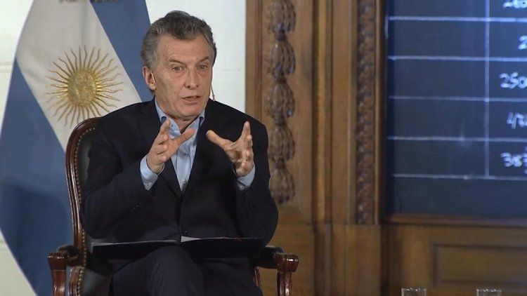 Macri, en la Bolsa de Comercio: El FMI no es un cuco