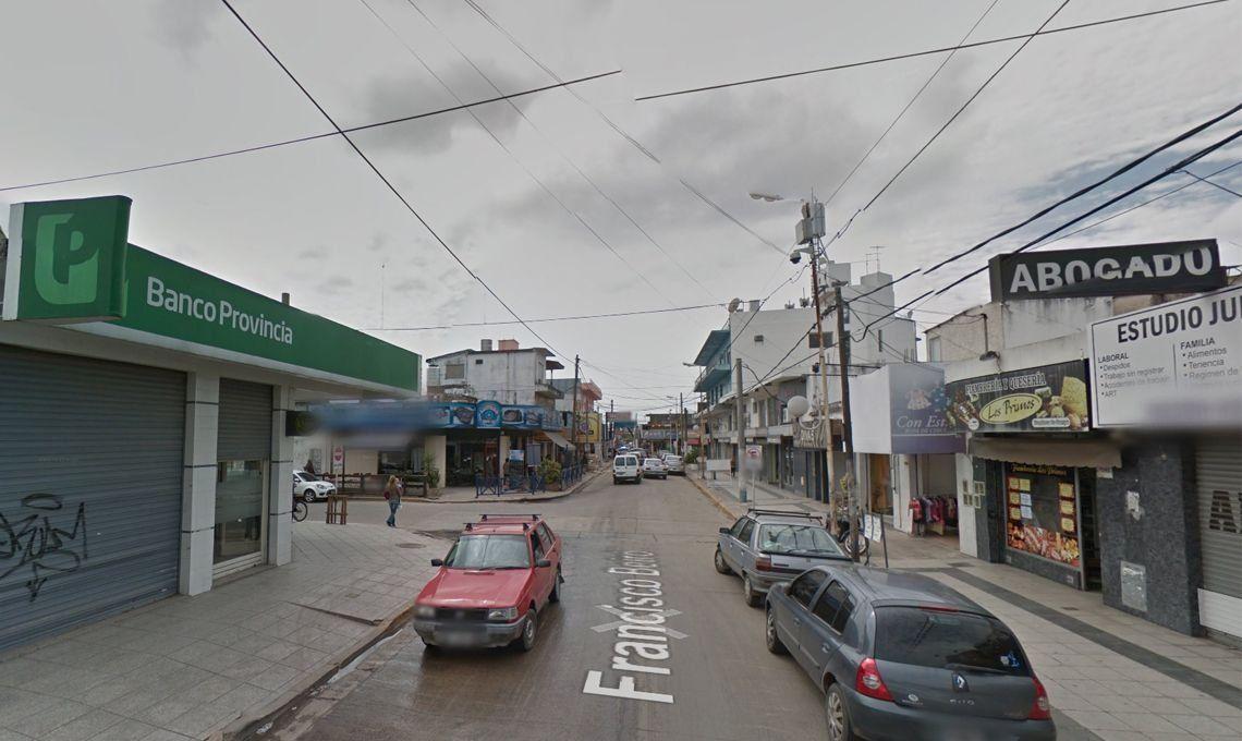 Gracias a las cámaras de seguridad, detuvieron a dos ladrones durante un intento de robo en Grand Bourg