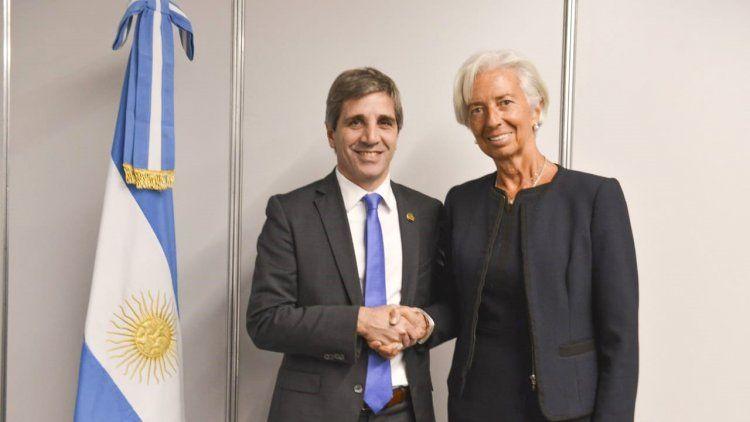 Renuncia de Luis Caputo: las reacciones de políticos y economistas