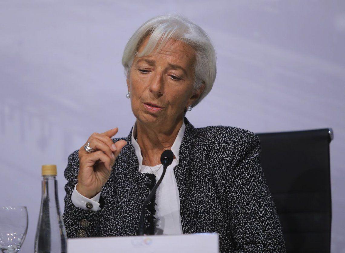 Acuerdo con el FMI: Lagarde se comprometió a ayudar al Gobierno a revisar sus planes de política económica