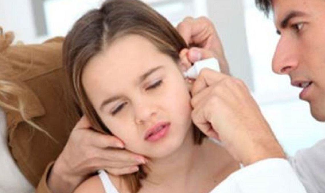 Otitis, una afección que suele hacerse presente en invierno
