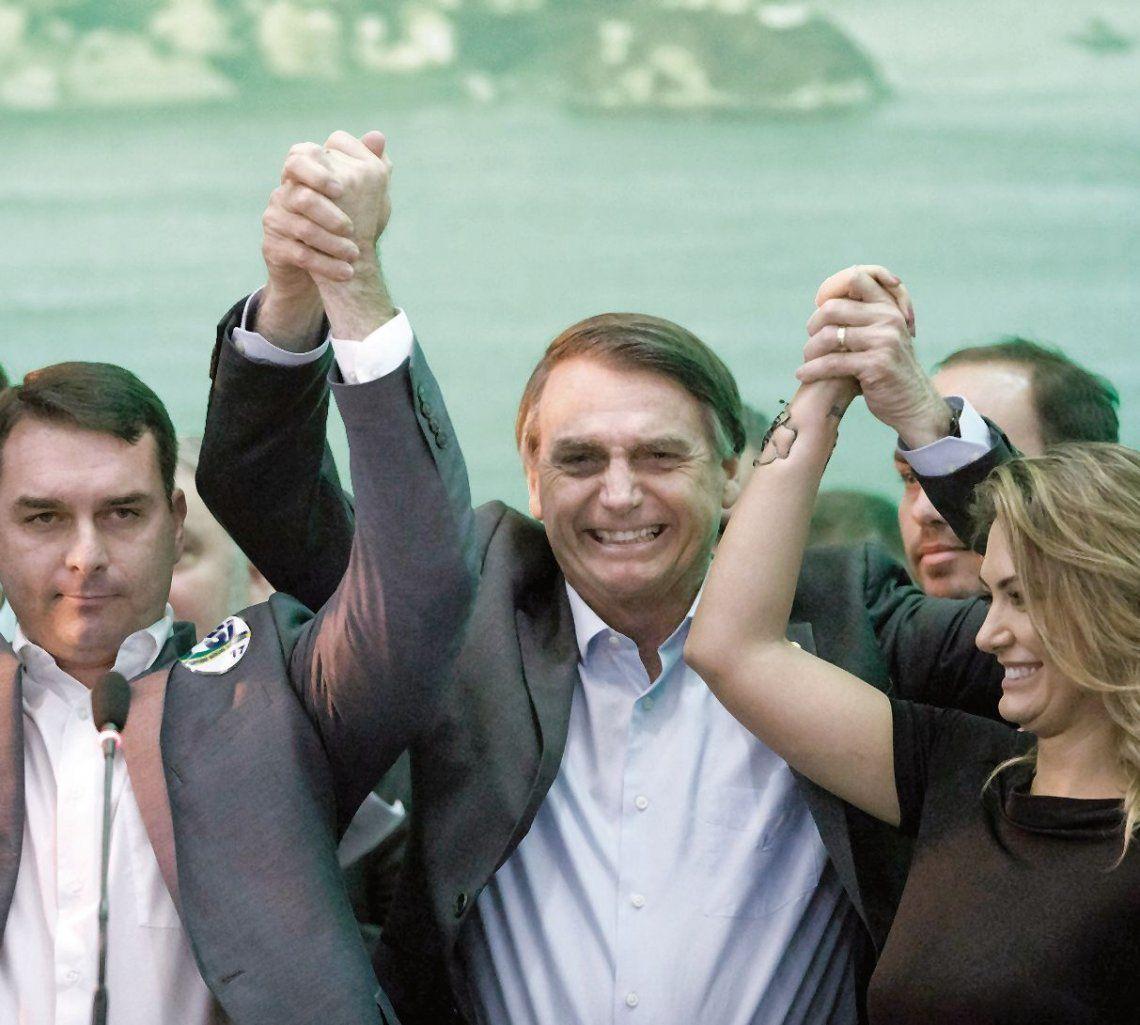 La respuesta de Bolsonaro tras el atentado que sufrió Lula Da Silva