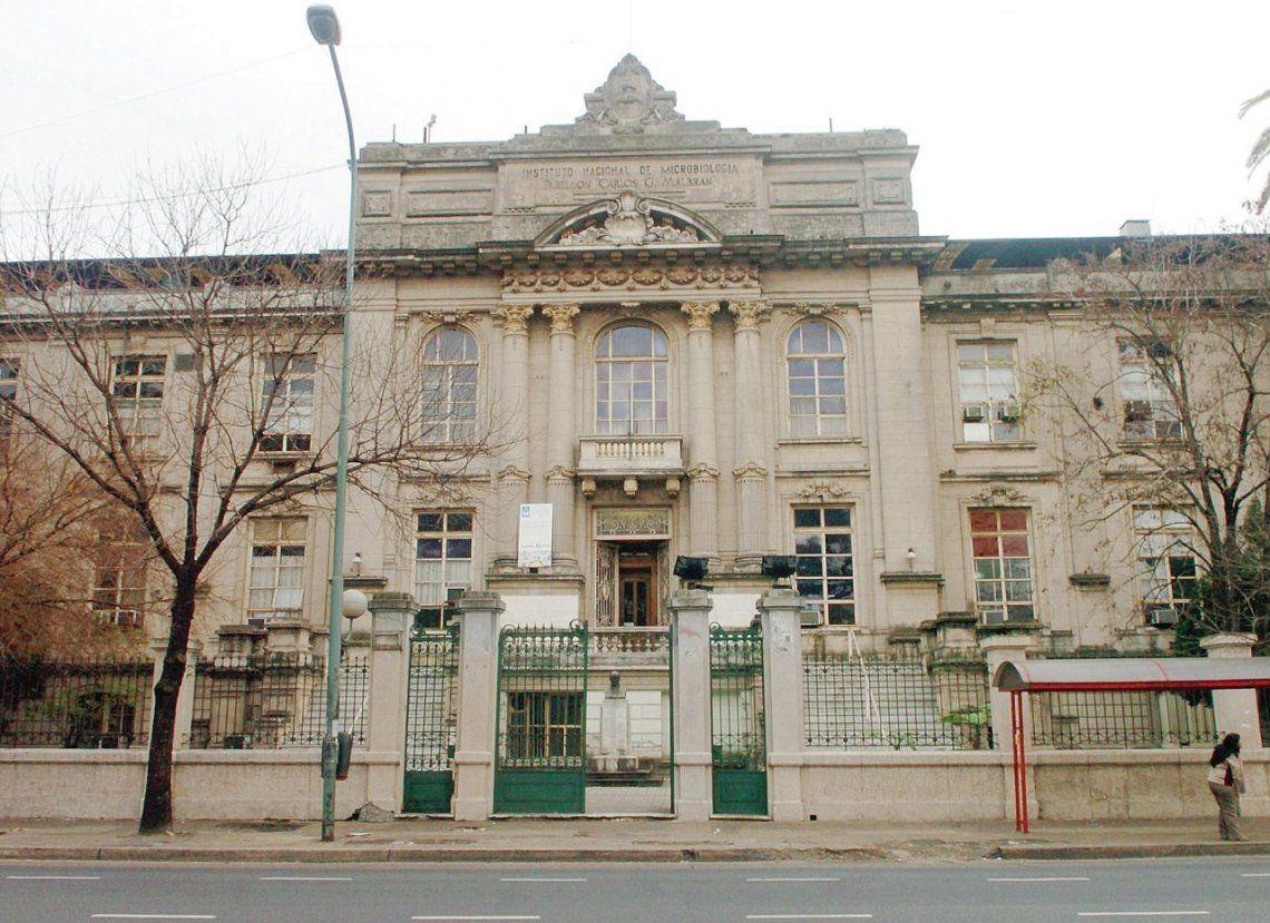 dEl Instituto Malbrán