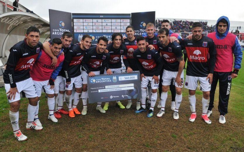 Tigre trabaja con envión anímico de cara a la Superliga