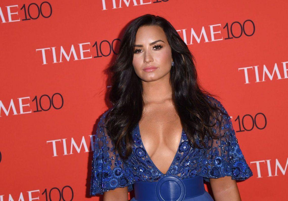 Demi Lovato internada por supuesta sobredosis de heroína