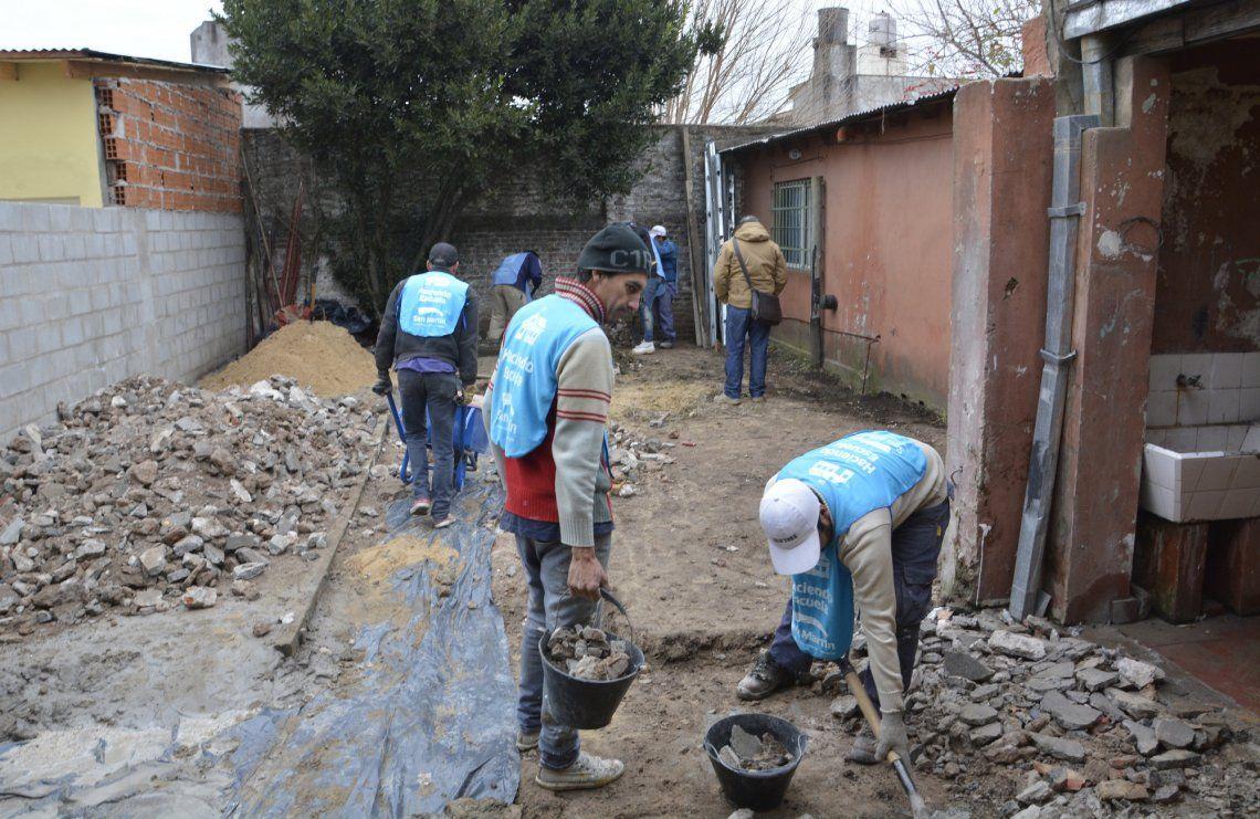 Katopodis recorrió nuevas obras del Programa Haciendo Escuela