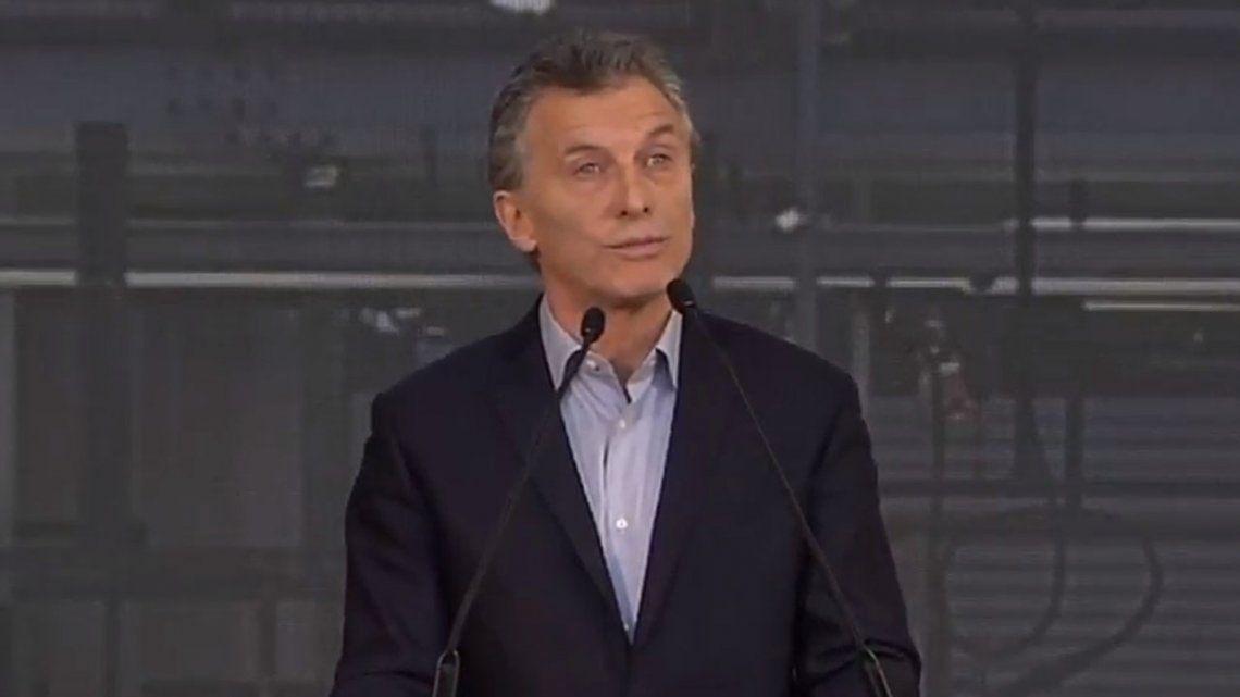 Macri remarcó el fuerte compromiso de Argentina contra la corrupción