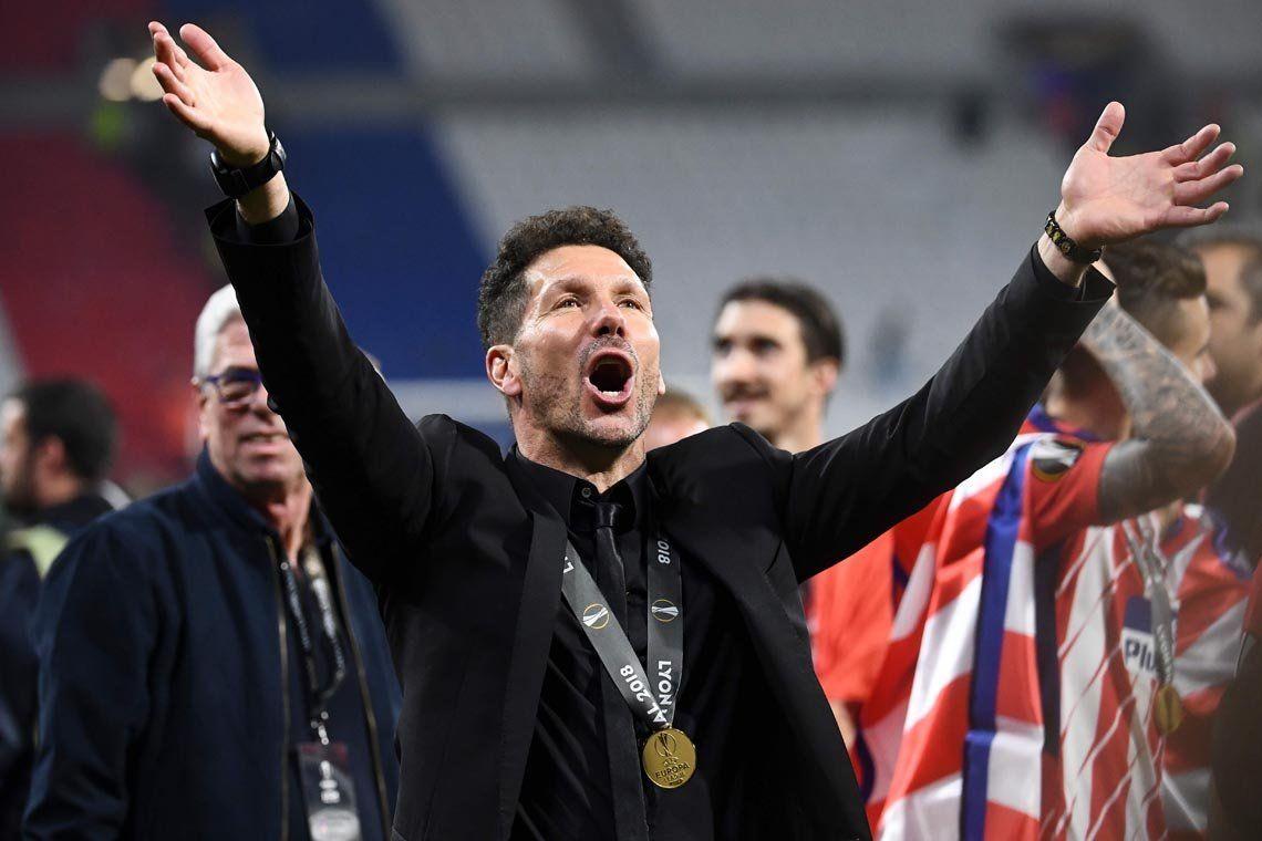 Simeone defendió a Messi y confesó la fórmula que le dio Guardiola sobre Lio