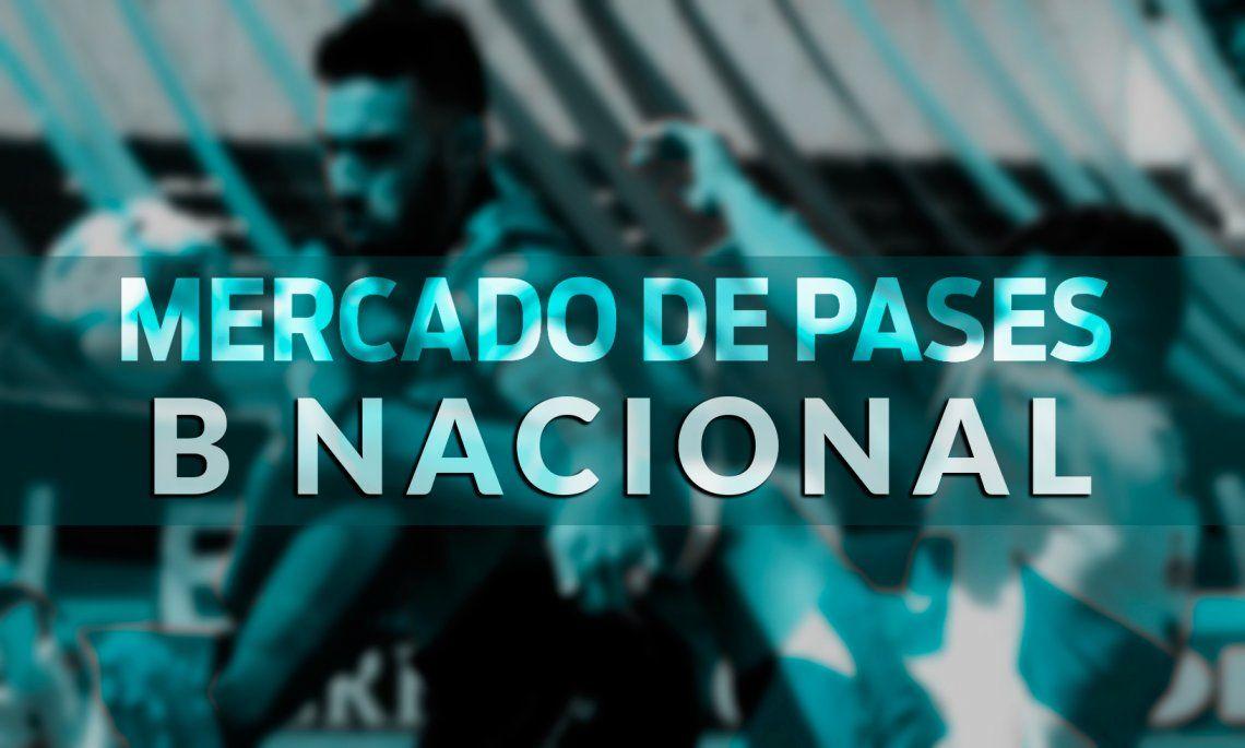 Mercado de pases de la B Nacional: todas las novedades en los 32 equipos de la máxima categoría del ascenso