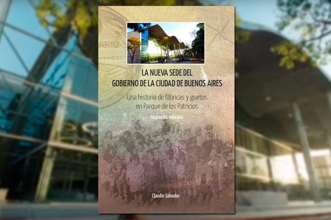 Parque Patricios tiene su recorrido bibliográfico