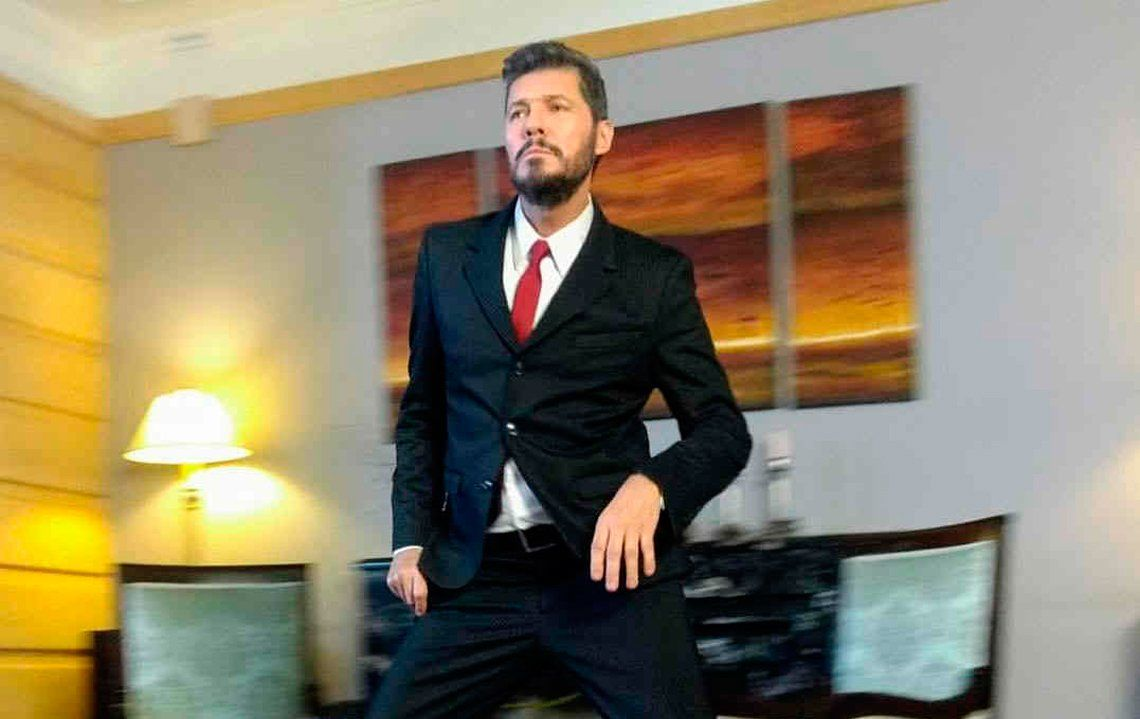 Marcelo Tinelli seguirá con el Bailando durante el verano
