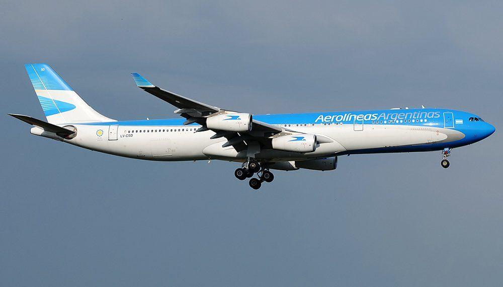 Ante el avance de las low cost, Aerolíneas ofrece rebajas del 55%