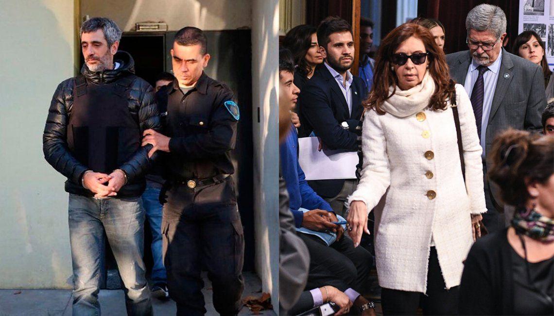 Megacausa por corrupción en obras públicas | Detuvieron a Roberto Baratta y a empresarios y ex funcionarios: citan a Cristina Kirchner a declarar