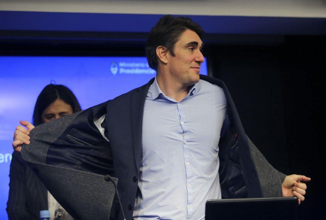 Iguacel negó que pago extra en gas sea una compensación y habló de desinformación