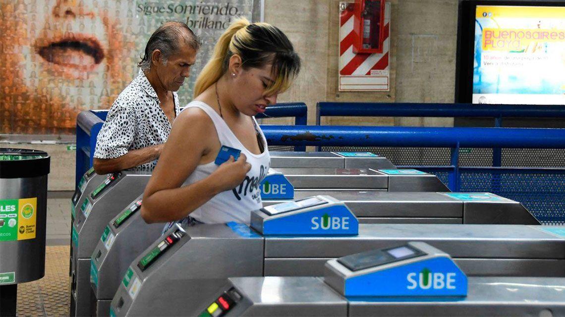 El aumento del boleto del Subte rige desde hoy: se fue a $25,50