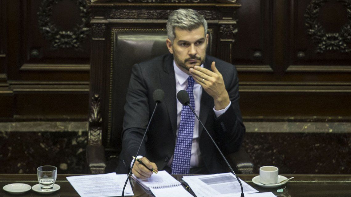 En medio de las turbulencias, Peña va al Senado para dar su informe de gestión