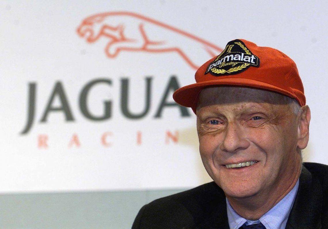 Niki Lauda será enterrado con el buzo de competición que lo llevó a la gloria
