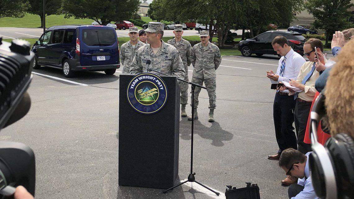 Tiroteo en la base militar de Ohio: ¿Ataque real o ejercicio militar?