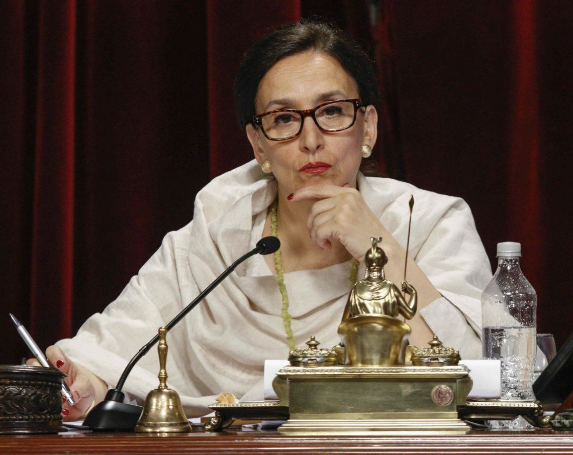 Michetti le respondió a Cristina Kirchner: A mí nadie me encontró nada, me robaron
