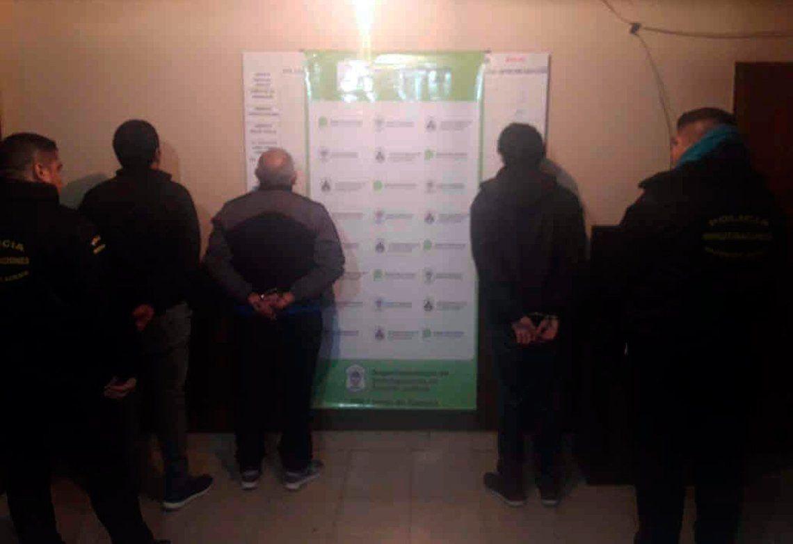 Tres detenidos por abusar de internos de neuropsiquiátrico