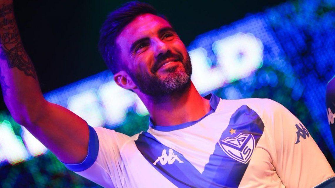 Vélez no le renovará el contrato a Fabián Poroto Cubero