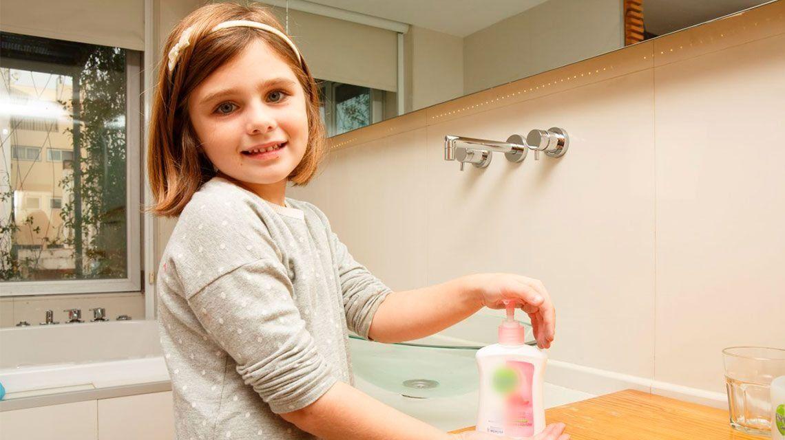 Cómo lavarse correctamente las manos
