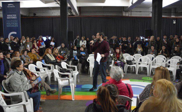 Se realizó el primer Encuentro de Políticas Sociales en San Martín