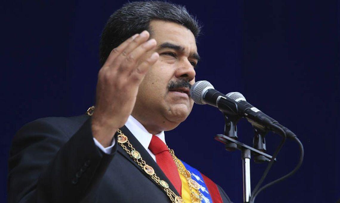 Maduro niega crisis migratoria y creó puente aéreo para el retorno de venezolanos