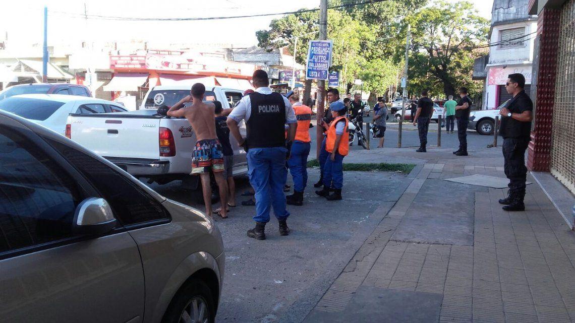 La Policía Local de Lanús realizó casi 900 detenciones en julio