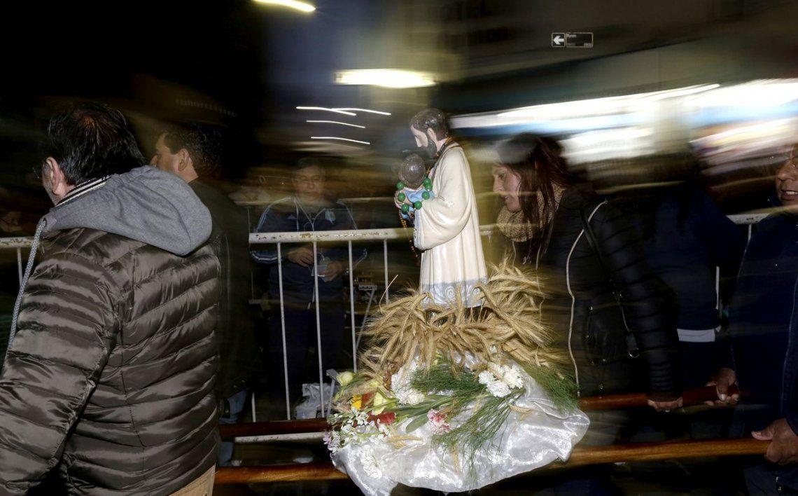 Las mejores fotos de la fiesta de San Cayetano