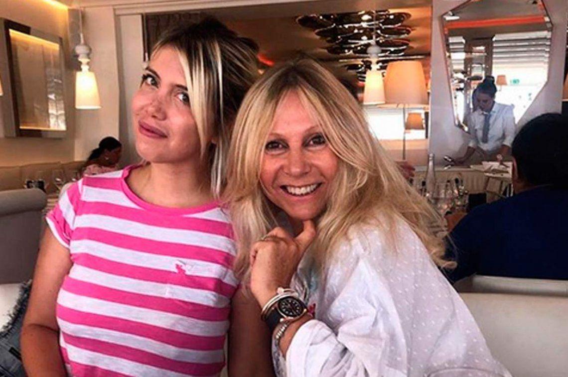 Ana Rosenfeld defendió a Wanda Nara de las acusaciones de Maxi López