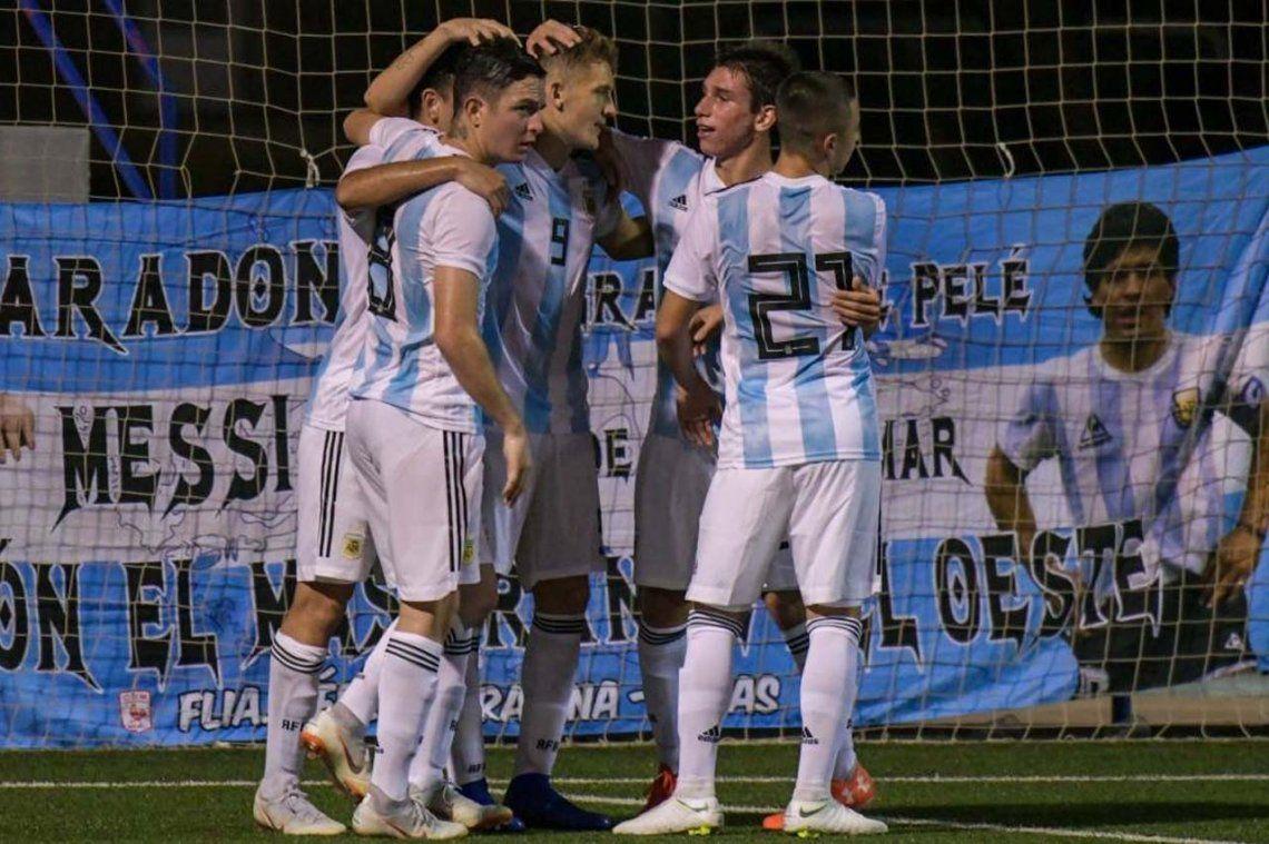 Argentina-Rusia, la final en LAlcudia: horario, TV y cómo ver online al seleccionado Sub 20