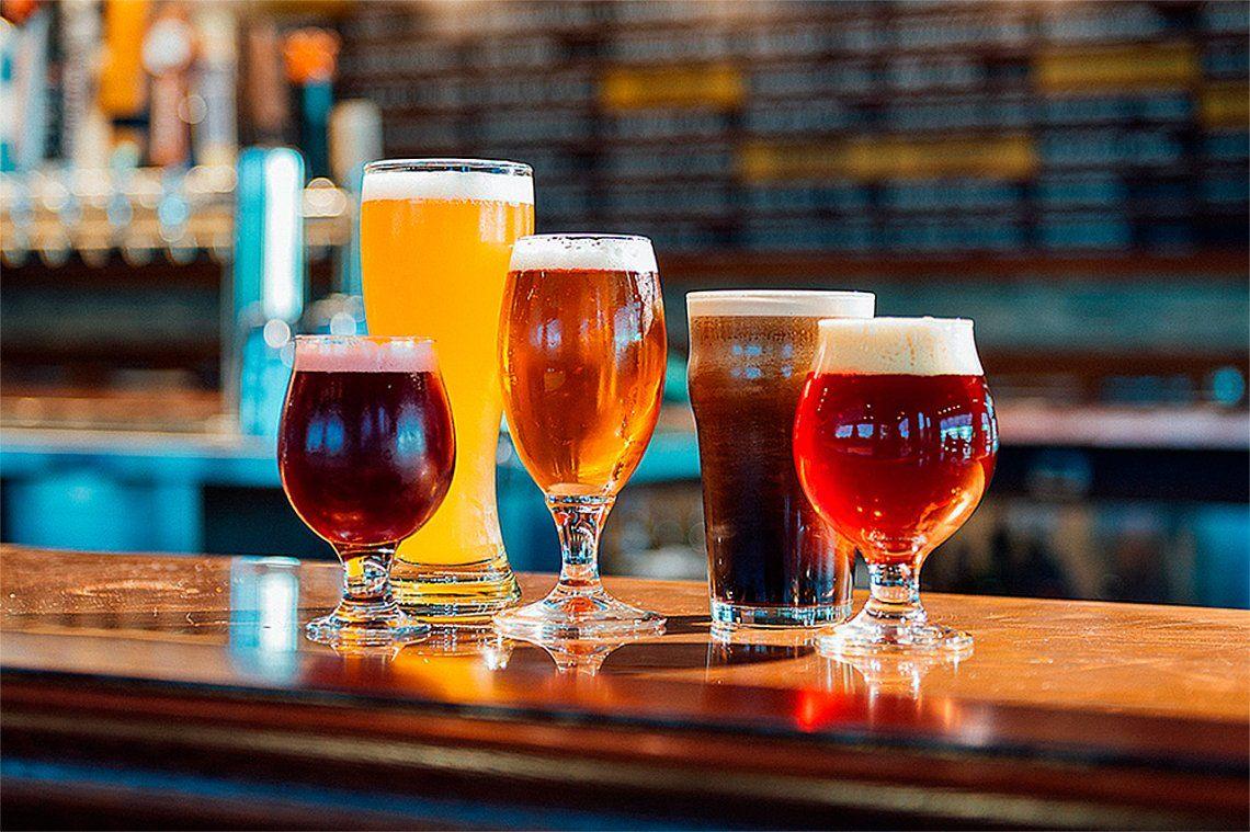 ¿Qué vasos hay que usar para cada tipo de cerveza?