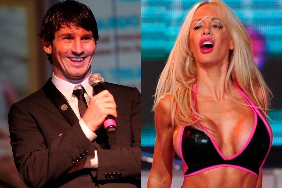 Polino reveló todo sobre el sorprendente romance de Lionel Messi y Luly Salazar