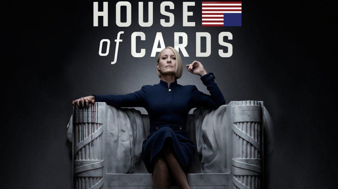 La última temporada de House of Cards ya tiene fecha de estreno en Netflix
