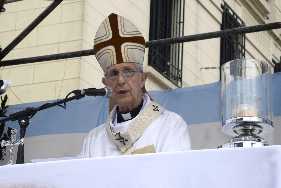 En la misa de San Cayetano, la Iglesia condenó el aborto