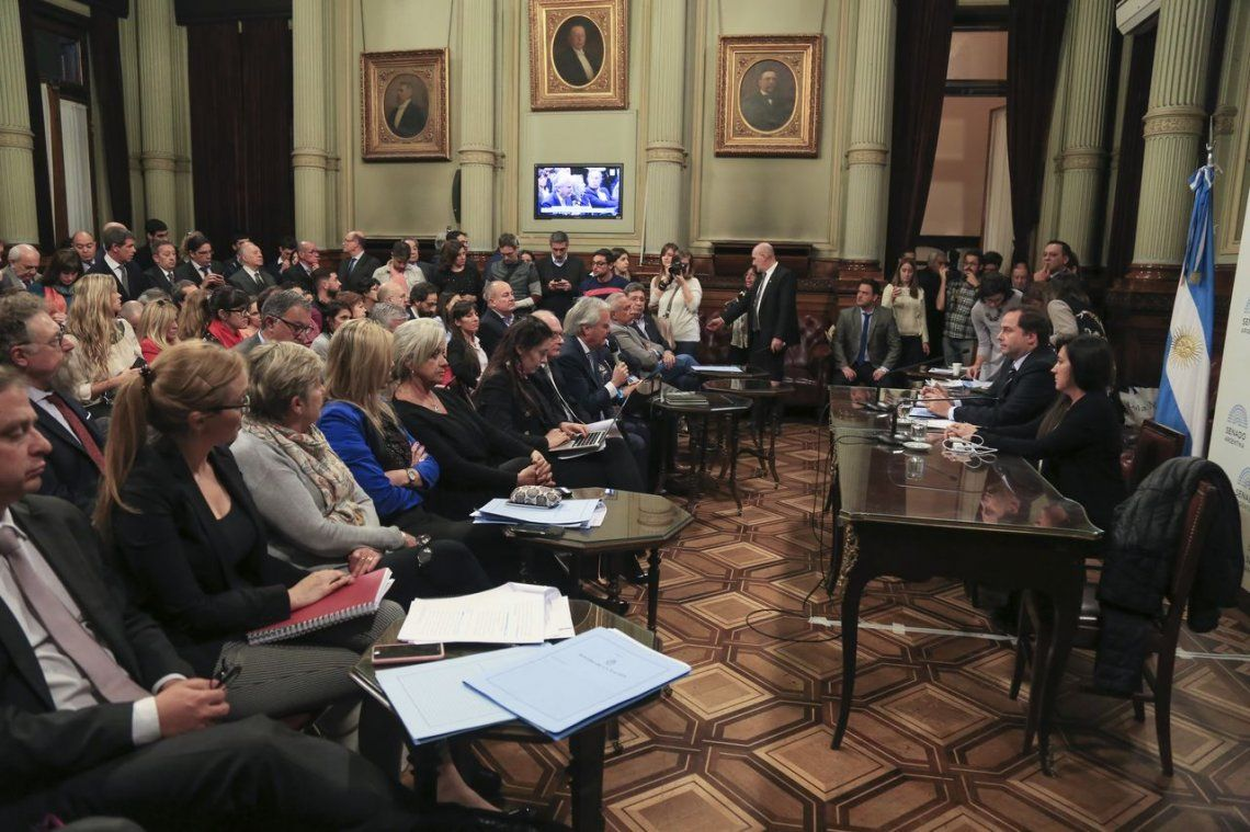 El Senado votará el jueves la autorización para los allanamientos a Cristina Kirchner